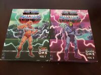 He-man and the masters of the universe dvd Season 1 Vol1 And Vol 2