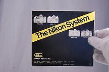 Nikon The Nikon FE camera System Accessory  Instruction Guide (EN) 7207060