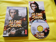 PC GAME-ALONE IN THE DARK-GAMES FOR WINDOWS-COMPUTER-Gioco-Games-ITA-ITALIANO