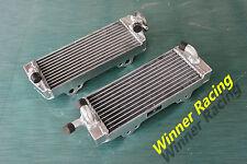 KTM 125/200/250/300 SX/EXC/XC/MXC 1998-2007 aluminum radiator R/L 2005 2006