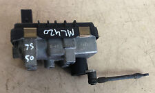 Mercedes ML420 CDI Turbo Actuator Driver Side W164 V8 Actuator 2006 13066L1