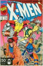 X-Men (2nd series) # 1 (Colossus and Gambit cover, Jim Lee) (USA, 1991)