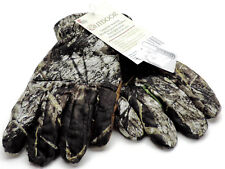 Midwest Camo Gloves Size Medium Lined Cold Weather Hunting Waterfowlers Glove