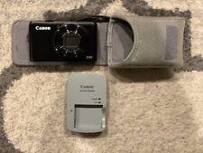 Canon PowerShot S90 10MP Digital Camera - Black (EXCELLENT CONDITION)