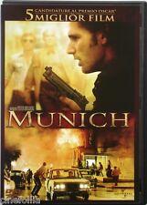 Dvd Munich by Steven Spielberg 2005 Used