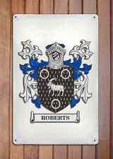 Estrada Coat of Arms A4 10x8 Metal Sign Aluminium Heraldry Heraldic
