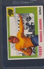 1955 Topps All American #089 Marshall Goldberg EX *165