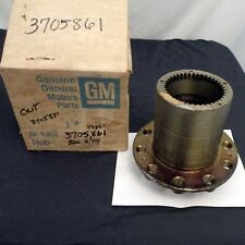 NOS 55-59 Chevy UTILITY 55-58 1.5 Ton (2Sp) 2nd Series REAR Wheel Hub GM 3705861