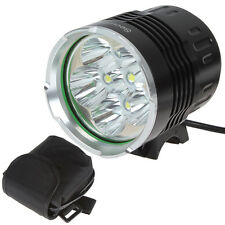 SecurityIng 6000Lm 6 x CREE XM-L T6 LED Super Bright 3 Model Bicycle Light Lamp