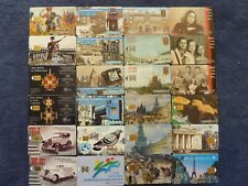 Set of 56 Phone Cards (Russia) (90's - 00's)