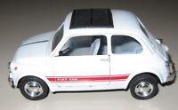 Modellino a retrocarica NUOVA FIAT 500 Kinsmart - GLOBO SPA