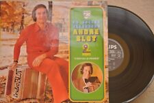 ANDRE BLOT -24 SUCCES ACCORDEON- 2 X LP 1974 FRENCH LP