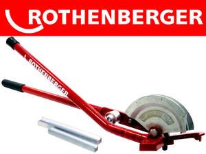 Rothenberger Plumber Multi Hand Pipe Bender 15mm/22mm 8.0280 80280 Multibender