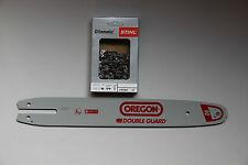 Guide OREGON + chaine STIHL 35cm pour tronconneuse MS170 MS170C MS 170 C
