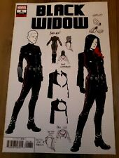 Black Widow 6 1:10 Ratio 1st Appearance Of Lucy Nguyen CGC Ready Marvel Movie 1