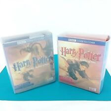 Harry Potter and the Goblet Of Fire Audio Book Cassettes Unabridged Stephen Fry
