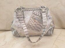 Elegante borsa argento