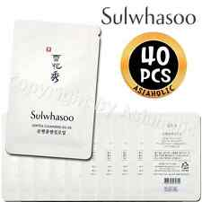 Sulwhasoo Gentle Cleansing Oil EX 4ml x 40pcs (160ml) Sample AMORE New Version