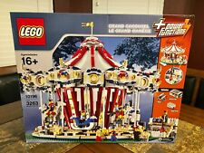 LEGO GRAND CAROUSEL 10196 VERY RARE!