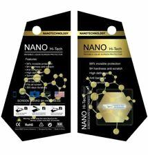 3x Nano Invisible Liquid Glass Screen Protector iPhone Samsung All Touchscreen