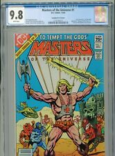 1982 DC MASTER OF THE UNIVERSE #1 CANADIAN PRICE VARIANT CPV CGC 9.8 HIGHEST