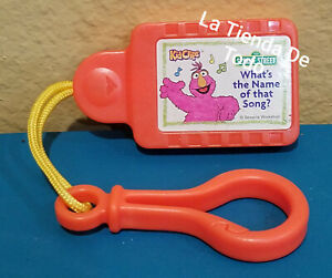 WHAT'S THE NAME OF THAT SONG CARTRIDGE FOR SESAME STREET KID CLIPS PLAYER READ