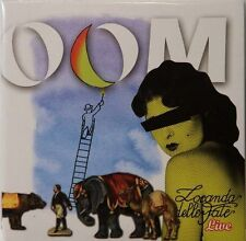LOCANDA DELLE FATE - BLOOM LIVE - CD+DVD SIGILLATO - PROG ITALIANO