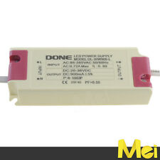 Driver 30W a corrente costante per led powerled 900mA