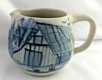Vintage Paul Storie Pottery Creamer/Whiskey Pitcher-Marshall.Tx.*Free Shipping*