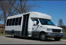 Ford E450 Shuttle Bus