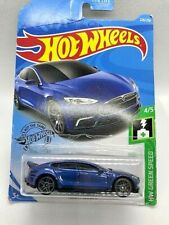 Hot Wheels-Tesla Model S- Factory Error -Stop Lights