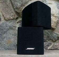 Bose Doppelcube Acoustimass 6 10 15 u.a Lautsprecher Cube Lifestyle Würfel * 1A