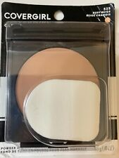 Covergirl Clean Powder Foundation for Normal Skin, 525 Buff Beige .41 oz