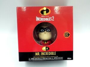 "Figurine Pixar Figure "" 5 Star "" Incredibles 2 Dash New Mr Indestructible"