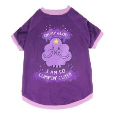 Adventure Time BMO Lumpy Space Princess Dog T-Shirt Small