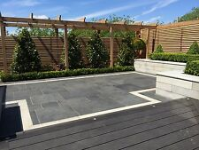 Composite Decking Clarity Charcoal 48 Square Metre Pack (incl. fixings)