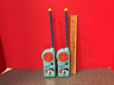 The Little Mermaid Blue Walkie Talkies Disney