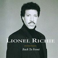 Lionel Richie - Back To Front - Lionel Richie CD 9SVG The Fast Free Shipping