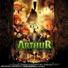 Arthur Et Les Minimoys (Bof) CD