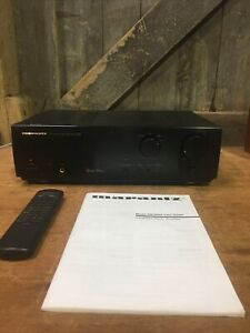 Marantz PM-66SE Special Edition Integrated Stereo Amplifier Phono Stage & Remote