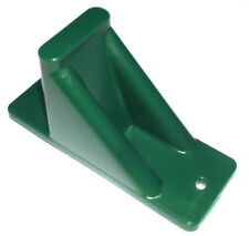 Green Plastic Mini Roof Snow and Ice Guard- 1 PACK | Stop Sliding Snow Buildup