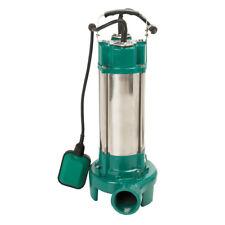 Zerkleinerungs System Wasserpumpe Schmutzwasserpumpe Tauchpumpe Fäkalienpumpe NE