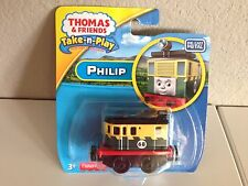 Thomas Friend PHILIP- Die- Cast-Take-N-Play NEW in PKG- FREE SHIP