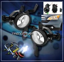 FOR 2007-2009 HONDA CR-V CRV BUMPER DRIVING FOG LIGHT LAMP W/SWITCH+8K XENON HID