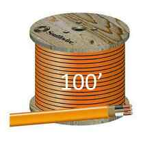 "10/2 NM/B (100') ""ROMEX"" Non-Metallic Jacket, Copper Electrical Cable, 3 Wire"
