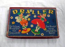 Draller - Ein lustiges Kreiselspiel - Altes Gesellschaftsspiel von Goebel Spiele
