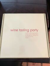 Wine Tasting Party from Red Envelope Nib