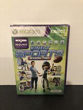 Kinect Sports Season Two 2 Microsoft Xbox 360 Brand NEW & Sealed