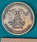 Внешний вид - 1996 US Army Sergeant AUDIE MURPHY CLUB Ira Green Bronze 50mm Challenge Coin