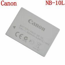 Genuine Original Canon NB-10L Battery for PowerShot G15 G16 SX40 SX60 CB-2LCE